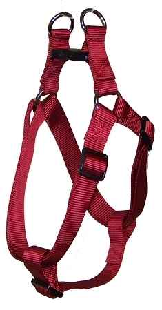 "1"" Dog Harness, Large"