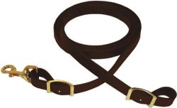 8' Dura-Tough Beta Trail Reins, 8' dure-tough, beta trail reins, Triple E Manufacturing