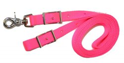 7 1/2' Nylon Game Reins with Conway Buckles