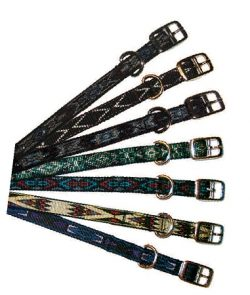Southwest Printed Dog Collar