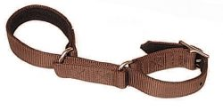 "Utah Hobble, 1"" Nylon, Leather Lined"