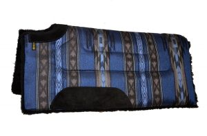 "Southwest Cutback Pad, 32"" x 32"", Southwest Cutback Saddle Pad, saddle pad, Triple E Manufacturing"