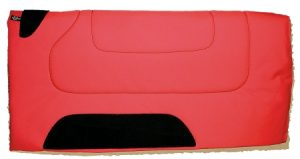 "Cordura Tail Pad w/ Wool Bottom, 32"" x 32"", Cordura trail saddle pad, trail pad, Triple E Manufacturing"