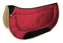 "Contoured Cordura Arabian Pad w/ Wool Bottom, 30"" x 30"""