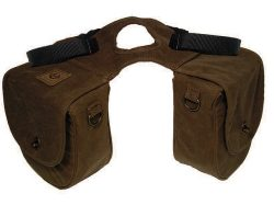 Wax Rugged Ride Horn Bag