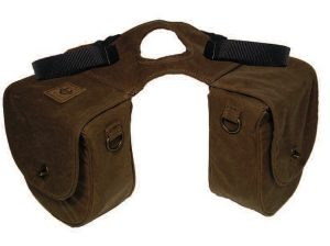 Wax Rugged Ride Horn Bag