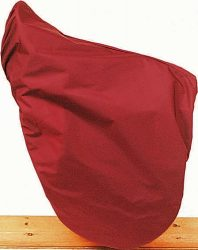 English Dressage Saddle Cover