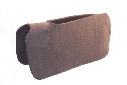 3/8″ FELT CUT-OUT SADDLE PAD LINER, 30″ X 30″, felt, cut-out, saddle, pad, liner, Triple E Manufacturing