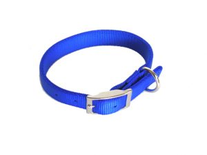 DOG COLLAR, DOUBLE-PLY PREMIUM 1″ NYLON, dog, collar, nylon, Triple E Manufacturing