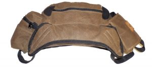 RUGGED RIDE TRAIL CANTLE BAG, rugged, ride, trail, cantle, bag, Triple E Manufacturing