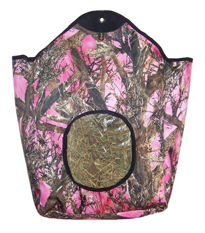 CAMOUFLAGE HAY BAG, camouflage, hay, bag, Triple E Manufacturing