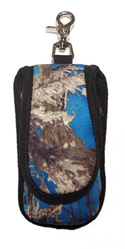 CAMOUFLAGE CELL PHONE HOLDER, camouflage, cell, phone, holder, Triple E Manufacturing