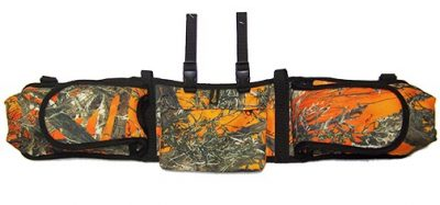 CAMOUFLAGE TRAIL POMMEL BAG, camouflage, trail, pommel, bag, Triple E Manufacturing