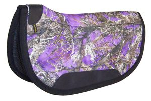 CAMOUFLAGE ARABIAN FULL COMFORT GRIP SADDLE PAD, camouflage, arabian, full, comfort, grip, saddle, pad, Triple E Manufacturing