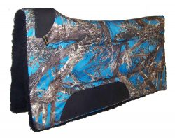 "Camouflage Contoured Pad, 30"" x 32"""
