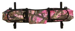 Camouflage English Pommel Bag