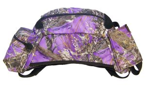 CAMOUFLAGE ENGLISH SADDLE CANTLE BAG, saddle, cantle, bag, camouflage, Triple E Manufacturing