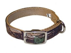 "Realtree 3/4"" Dog Collar, dog, collar, nylon, Triple E Manufacturing"