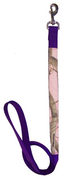 Realtree 6' Leash, camouflage dog leash, Triple E Manufacturing