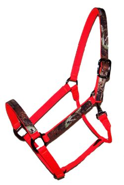 Realtree Triple E Nylon Draft Halter, SG
