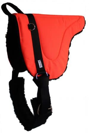 Bareback Pad - Orange