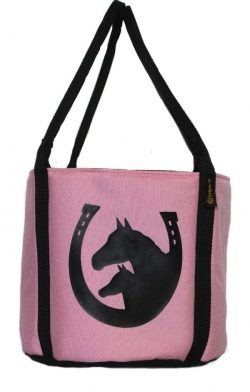 GROOMING BAG WITH PRINTED DESIGN – CLOSEOUT