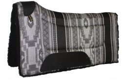 "southwest contoured pony saddle pad, 26"" x 26"", saddle, pad, southwest, contoured, pony, Triple E Manufacturing"