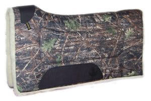 "32""x32"" wool back camouflage pad, camouflage, wool, pad, wool, Triple E Manufacturing"