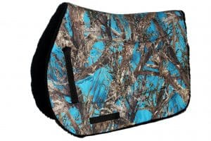 Camouflage All Purpose Schooling Fleece Pad