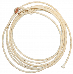 Youth Lariat Rope w/ Burner